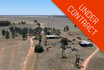 Farms 549 & 671 Gilbert Rd, Coleambally (UNDER CONTRACT)